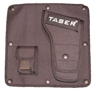 Taser X2 Pouch and Cartridge Holder for Tactical Vest