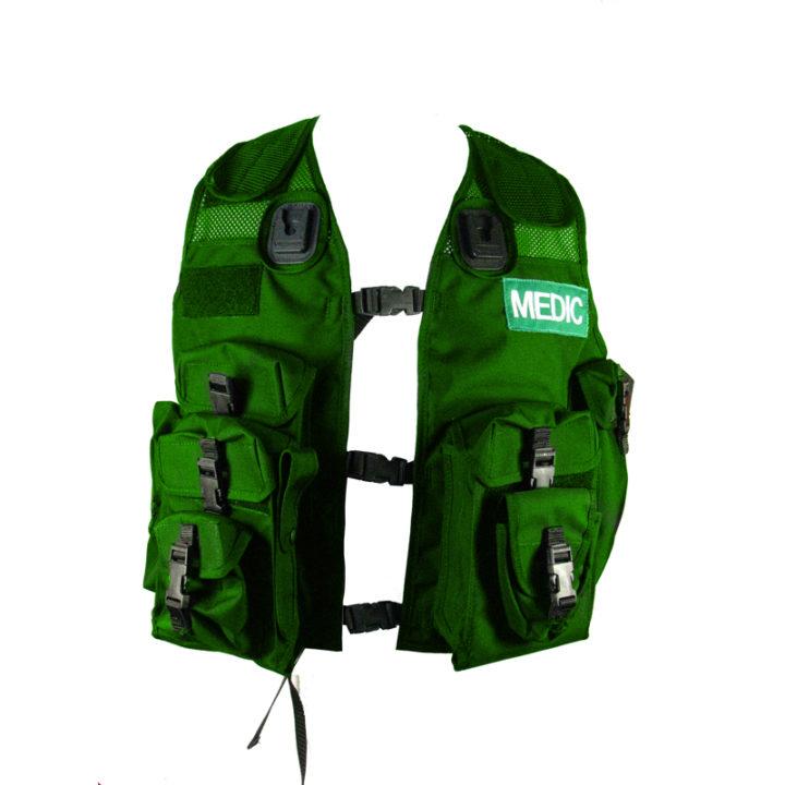 Medic Vest in Green