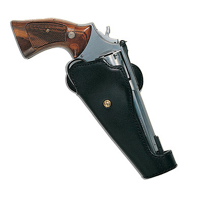 Leather Competition Holster
