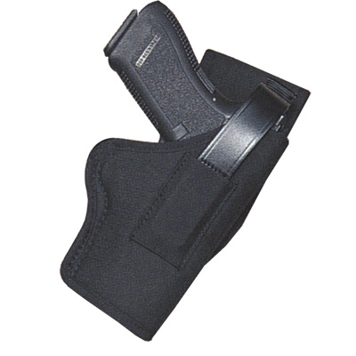 Lightweight Holster with Security Clip
