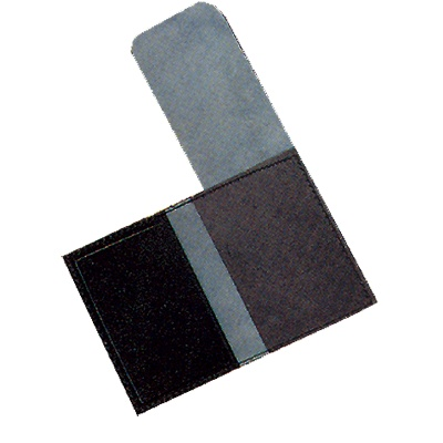 Warrant Card Holder with flap