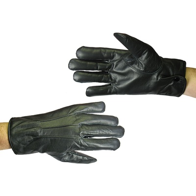 Leather Uniform Glove (inseamed)