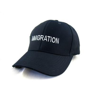 Baseball Cap with Wording