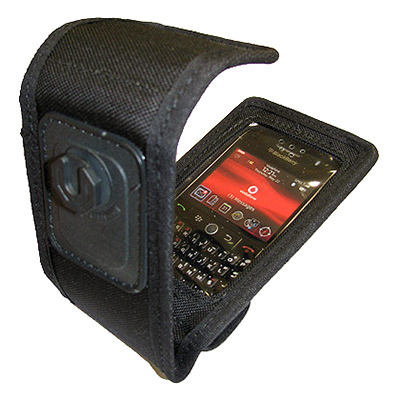 Reverse-Mount Pouch for Blackberry