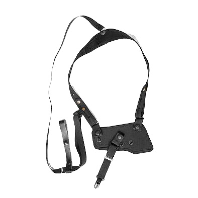 Modular Shoulder Holster Plate