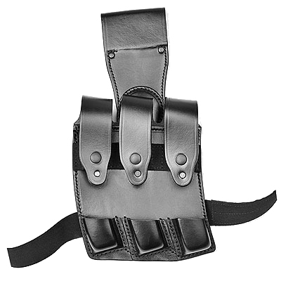 Triple Elasticated Mag Pouch on Swivel